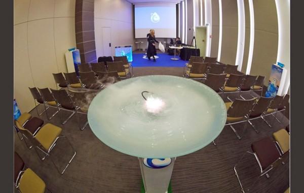 Запуск нового продукта Артелак Всплеск, Март года 2014 , Новотель Москва Сити