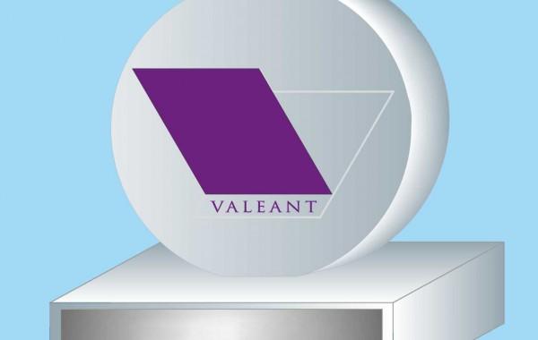 Награды для компании Валеант