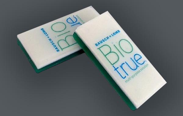 Мыло ручной работы с логотипом продуктов компании Валеант