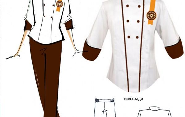 Дизайн и пошив промоформы для хлебозавода «Традиции и Качество»